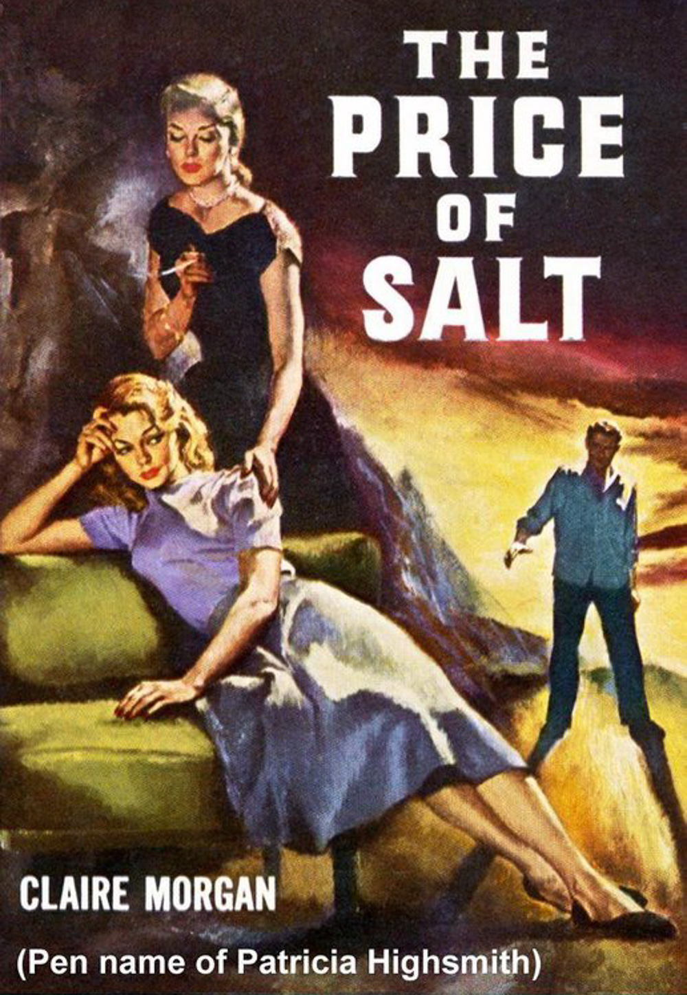 The Price of Salt by Patricia Highsmith best lesbian novels