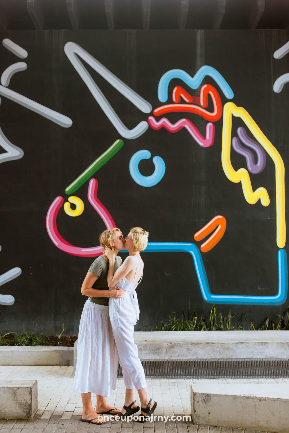Wynwood Miami lesbian unicorn