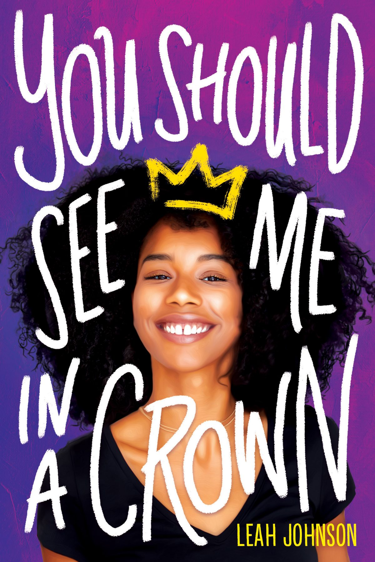You Should See Me in a Crown by Leah Johnson lesbian novel